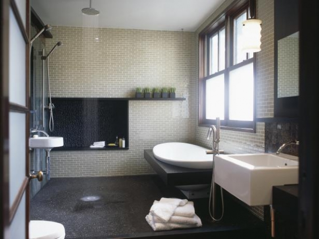 Soaking Tub And Shower Combination Possible?