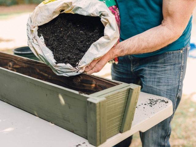 Where do I get Lots of Cheap Potting soils