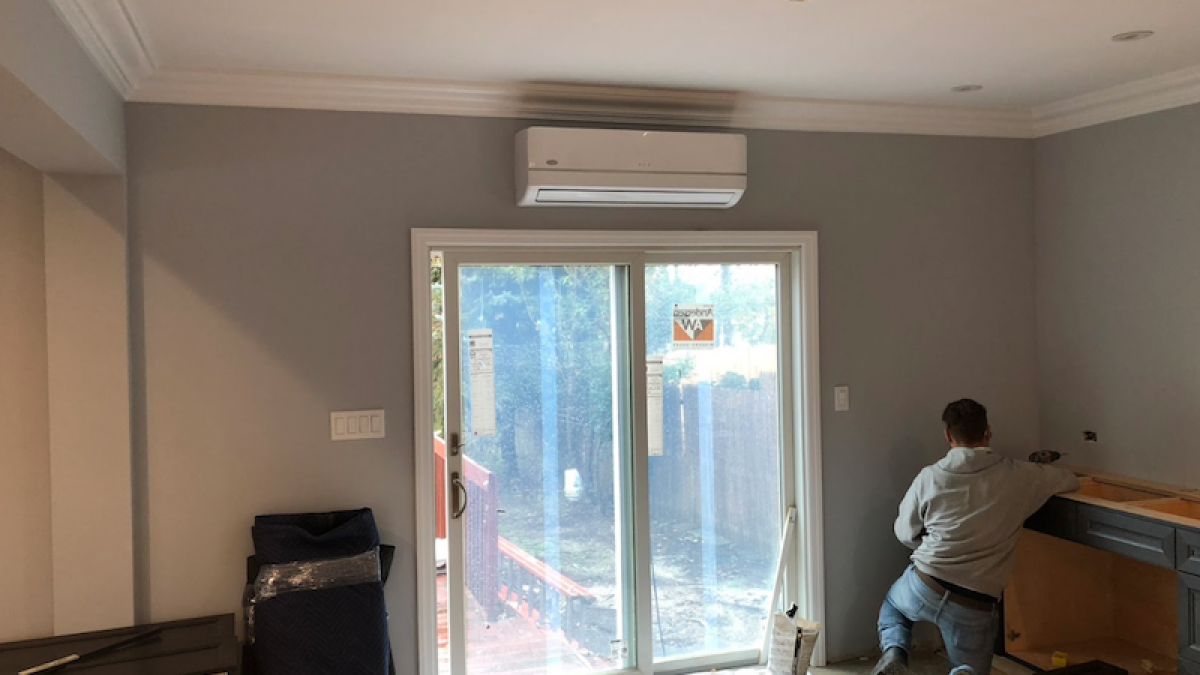 Why is Split Ductless so Expensive? When Installed?