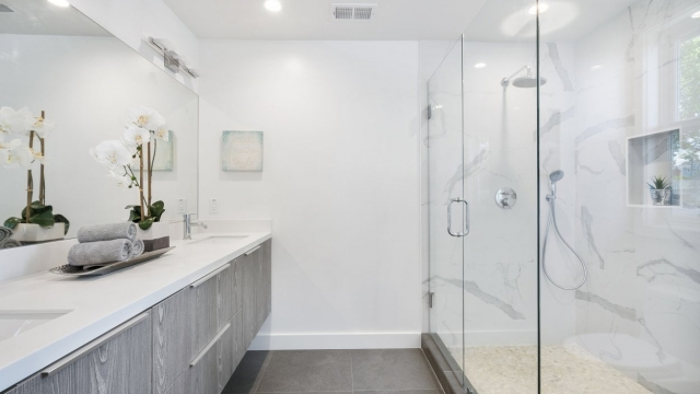 HELP! Clear Glass Shower Doors w/ Hard Water Stains