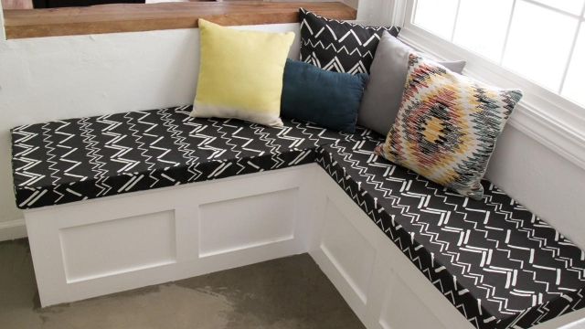 Appropriate Dimensions for Built-in Bench with Cushion