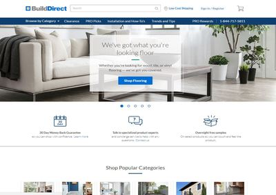 Builder Direct Reviews