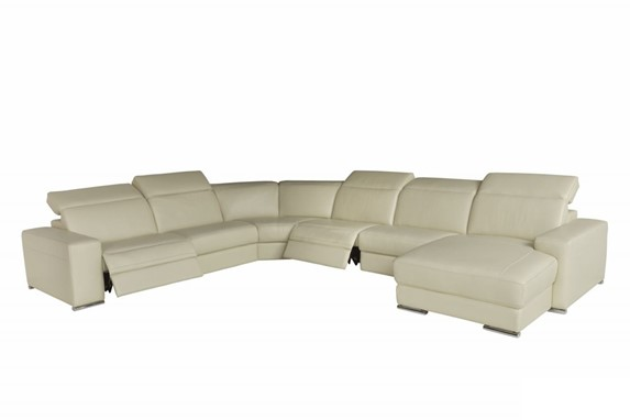 Chateau D' Ax Leather Sofas Deluxe!