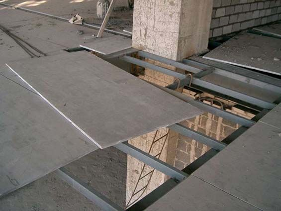 Concrete Sheets